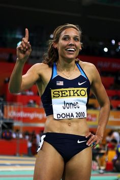 """Lolo Jones """"I'm inspired by failure. By being told I can't do something. Defeat — the process of picking yourself back up. Learning — and losing — hurts like hell. It's the hardest thing in the world. But beating the odds? Everybody likes an underdog. It makes running with the top dogs that much sweeter. And that's why I work so hard."""" #OakleyWomen #OakleyAthlete #athletics"""