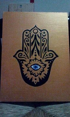 Dipinto su legno