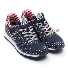New Balance WR996 - Stars and Stripes
