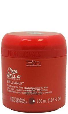 Wella Professionals Brilliance Treatment
