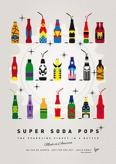 One person's soda is another person's pop. Check out these latest additions to my minimal super hero themed pops. Wannahave a poster? Wannahave a poster? Please rate my page: {star-snippet}. Minimal Poster, Thing 1, Amazing Spiderman, Geek Art, David Bowie, Fine Art America, Creations, Geek Stuff, Art Prints