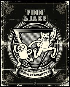 Adventure Time - Salvador Anguiano