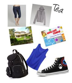 """""""Study Date"""" by emmyjtrules ❤ liked on Polyvore featuring Converse, Under Armour and plus size clothing"""