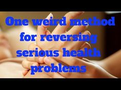 Cure Best Of -  One weird method for reversing serious health problems