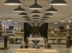 Berry Bros & Rudd's Warehouse Shop in Basingstoke, Hampshire. A great selection of wine and spirits with a range of discounts up to Berry Bros, Wine And Spirits, Berries, Wine Photography, Warehouse, Table, Drink, Home Decor, Beverage
