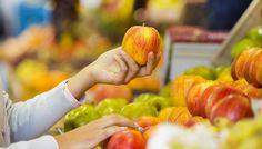 Non-organic fruit (Photo via Shutterstock) via Read more… Non Organic, Organic Fruit, Healthy Kids, Get Healthy, Healthy Habits, Eating Healthy, Healthy Food, Healthy Living, Fruits Photos