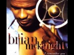 Brian McKnight - The Day The Earth Stood Still