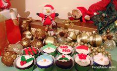 Cupcake Natal
