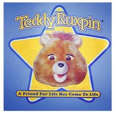 Nostalgia: Teddy Ruxpin,, I loved him sooo much! Nostalgia 70s, Teddy Ruxpin, Kids Zone, 80s Kids, Oldies But Goodies, Ol Days, My Childhood Memories, Teenage Years, Cool Toys