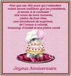 Bon Anniversaire Humour Sagesse Ours Gâteau Chez Trouve On