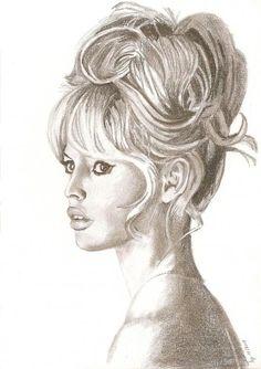 Brigitte+Bardot+by+patrick