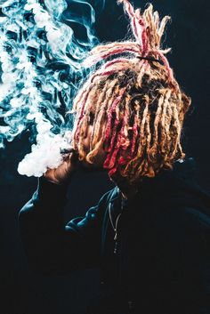 Lil pump is Daddy Arte Dope, Dope Art, Big Sean, Pump Types, Lil Pump, The Wiz, Bape, Swagg, Iphone Wallpaper
