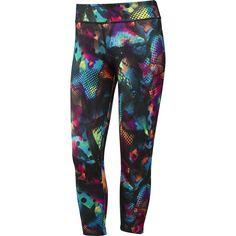 2014 Adidas Women's Three-Quarter Workout Tights Leggings Gym Pants XS S M L XL   eBay