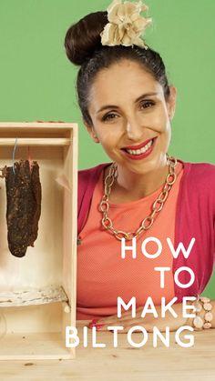 How to Make Biltong | SuzelleDIY