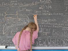 Homeschooling Chalkboard, Tennessee © Lucas Foglia   Michael Hoppen Gallery (UK)