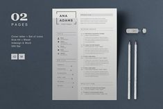 Pick one of our free modern resume templates when applying for a modern job opening. They are available for instant download and entirely editable download free how to make a modern resume in word Indesign Resume Template, Business Resume Template, Modern Resume Template, Creative Resume Templates, Cv Template, Resume Cv, Free Resume, Resume Writer, Resume Skills