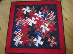Insights From SewCalGal: Top Ten Ways Quilters Celebrate the 4th of July