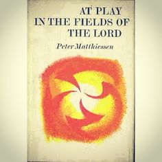 A 1966 #NBAward Finalist, At Play in the Fields of the Lord sets a Christian missionary against a hired killer among the natives living in the Amazon rain forest  in HONDURAS.