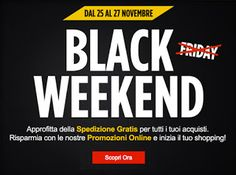 Caffè Letterari: Black Weekend LaFeltrinelli: Consegna Gratis per t...