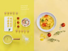 china food on Behance Food Graphic Design, Food Menu Design, Food Photography Styling, Food Styling, Photography Series, Vegetarian Magazine, Dm Poster, China Food, My Best Recipe