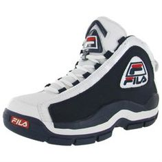 The retro basketball movement continues with the release of a favorite 1990s era hoops sneaker, the Men's Fila NINETY6 Basketball Shoes. This classic Fila Grant Hill 2 kick features sleek styling that mirrors Grant Hill's polished game on the hardwood. Featuring a smooth leather upper with glossy patent leather hints and the iconic Fila logo embroidered at the side, these throwback court sneakers were a huge hit when they were first released in 1996. Many Grant Hill fans will remember that…