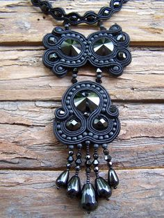 Soutache Jewelry by Eva