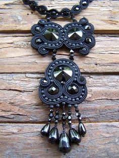 Soutache Jewelry by Eva