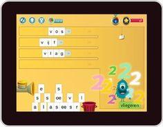 Spelling app - Woordjes oefenen met Gerrit - Taal actief