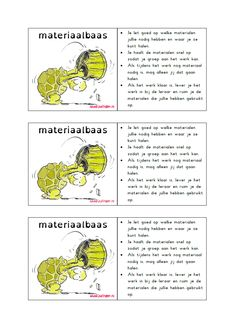materiaalbaas - ljv.pdf School Organisation, Cooperative Learning, School Hacks, Love My Job, School Teacher, Social Skills, Teamwork, Classroom Management, Teaching