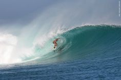 Surf Report G-Land Joyos SUrf Camp Indonesia Date: 6 june2015 surf :5/6 ft wind: 11mph Moderate, Offshore Next trip: 7,10,13 2015 by Fast boat