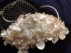 The Great Gatsby 1920's Vintage Inspired Ivory by HatsbyJosie, $55.00