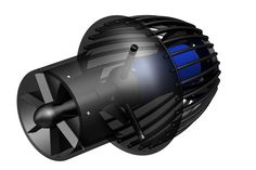 Der Hydro Wizard® ECM 75 kommt in den Großaquarien auf der ganzen Welt zum Einsatz. Mit einer maximalen Fördermenge von 160.000 l/h ist die ECM 75 auch für die größten Aquarienanlagen geeigne
