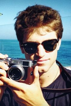 The fact that Keegan is an epically talented photographer just makes him all the more attractive to me