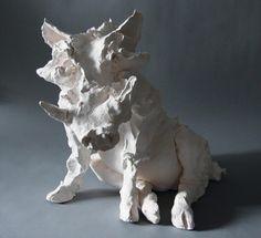 Stephanie Quayle.  Porcelain Warthog. 2009