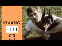 Kivanc Tatlitug ❖ Elle ❖ BTS Photoshoot ❖ Interview Stylist & Photographer ❖ 2013 ❖ English - YouTube