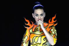 Get the Look: Katy Perry at Super Bowl XLIX Halftime Show