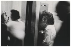 """Jack Kerouac : """"That little ole lonely elevator girl looking up sighing in an elevator full of blurred demons, what's her name & address?"""""""