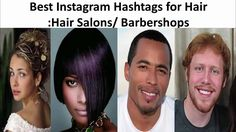 Best Instagram Hashtags for Hair | Salons and Barbershops Best Instagram Hashtags, Most Popular Hashtags, Hair Salons, Barber Shop, Youtube, Grooming Salon, Beauty Salons, Barbershop, Barbers