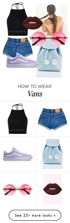 """"""""""" by horaneittor on Polyvore featuring Boohoo, Sugarbaby and Vans"""