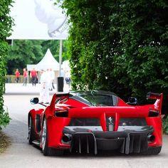 Ferrari FXXK | ♥ sj ♥