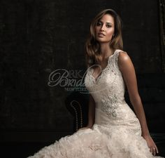 Allure Bridal Fall 2012 - Style 8961