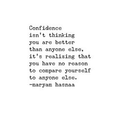 Confidence can be learned. Learn this.