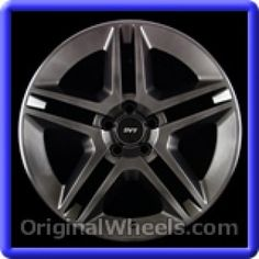 Ford Mustang 2010 Wheels & Rims Hollander #3814  #FordMustang #Ford #Mustang #2010 #Wheels #Rims #Stock #Factory #Original #OEM #OE #Steel #Alloy #Used