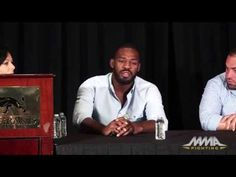 JON JONES SAYS HE IS CLEAN AND WANTS B SAMPLE TESTED - REAL COMBAT MEDIA