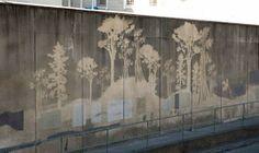 Reverse Graffiti – uma forma inovadora e ecológica de fazer marketing de guerrilha.