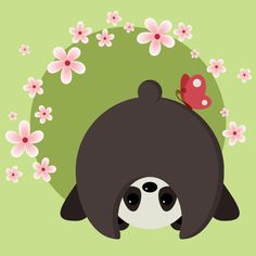 Create a Cute and Simple Panda With Basic Shapes in Adobe Illustrator | Vectortuts+