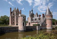 Château du Moulin ~ Lassay sur Croisne ~ Loir-et-Cher ~ France