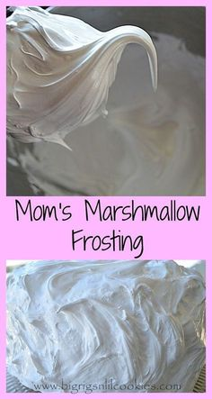 My mom has been making this frosting recipe as far back as I can remember. With the help of some photo's, I can track this recipe 40 plus y...