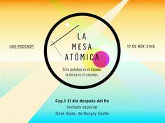 La Mesa Atómica- El Live Podcast de Stay Hungry! | Stay Hungry, Stay Foolish