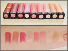 Revlon Lip Butter Review and Swatches    Affordable choices ...